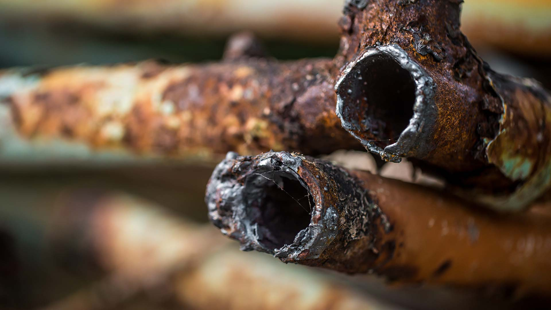 Hidden Disaster Lurking In Your Corroded Pipes