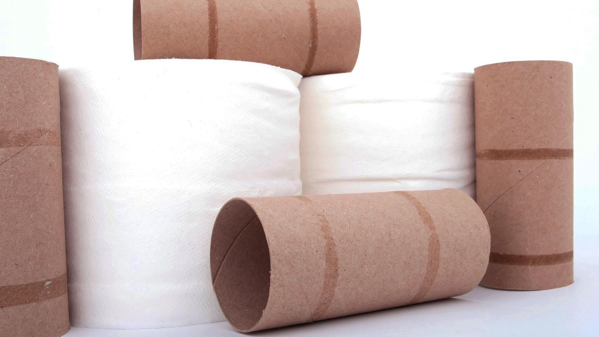 Do You Use More Toilet Paper Than the Average Person?