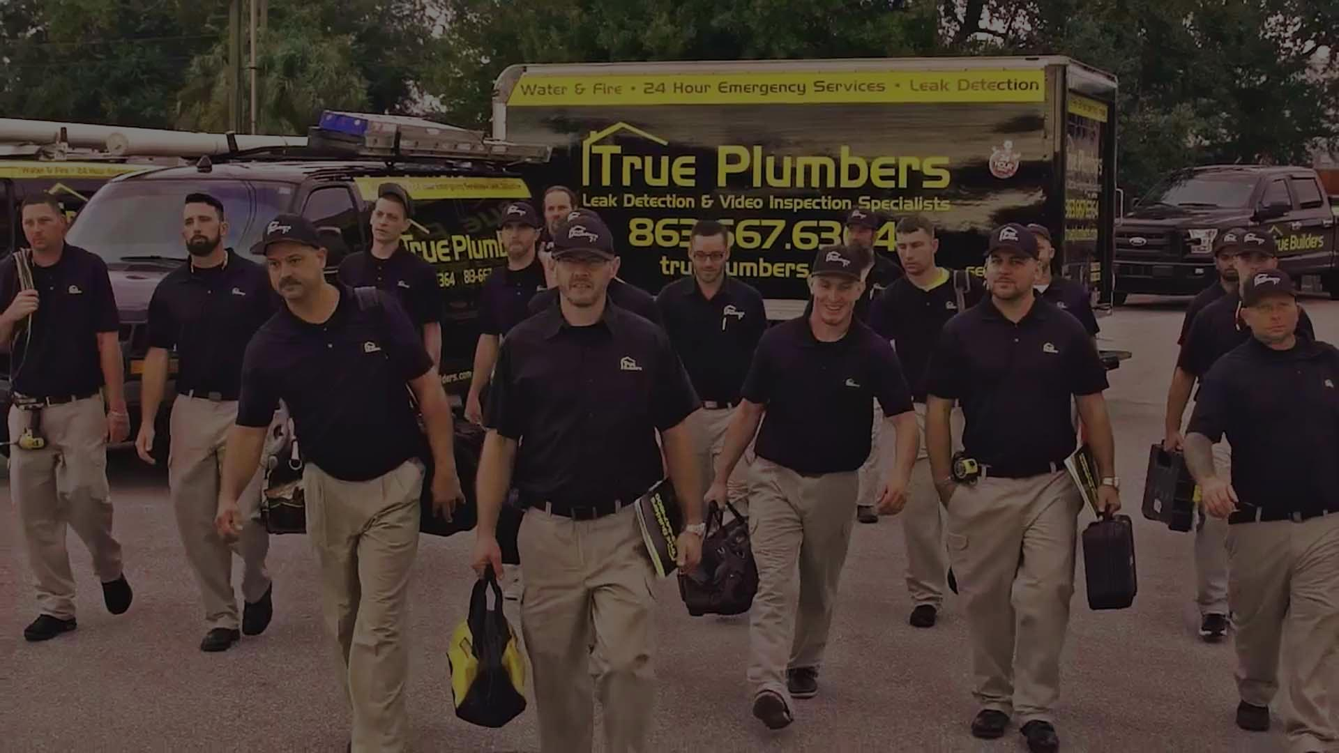 Our team of plumbers are experienced professionals and can handle any job thrown at them.